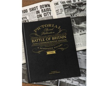Newspaper Battle of Britain 75th Anniversary Pictorial Edition *