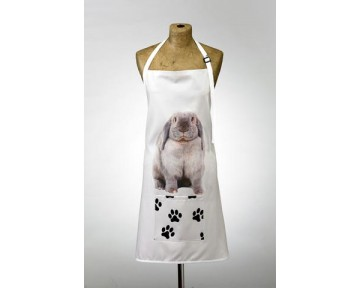 Adorable Rabbit Design Apron