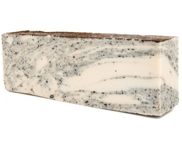 Coconut Olive Oil Artisan Soap Slice