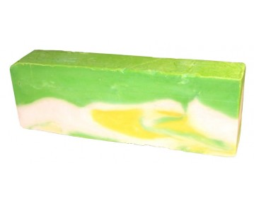 Noni Olive Oil Artisan Soap Slice