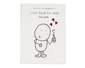 Chilli & Bubble's Book For Dad