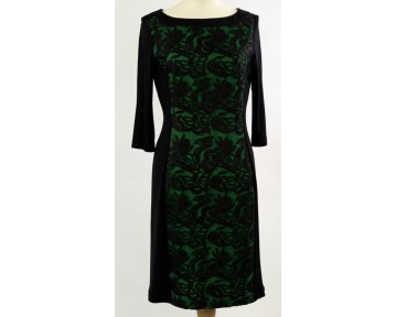Apanage Green Lacy dress