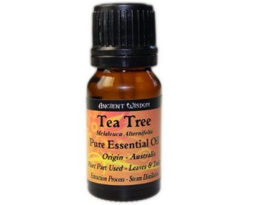 Tea Tree Essential Oil 10mls