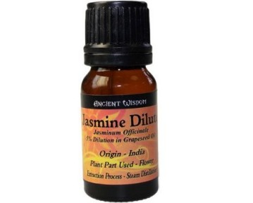 Jasmine Dilute Essential Oil 10mls
