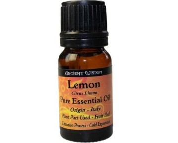 Lemon Essential Oil 10mls