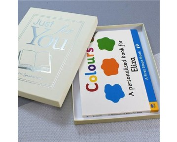 First Steps Colours Board Book for Toddlers