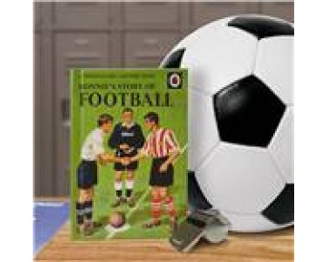 Football: A Ladybird Personaised Book