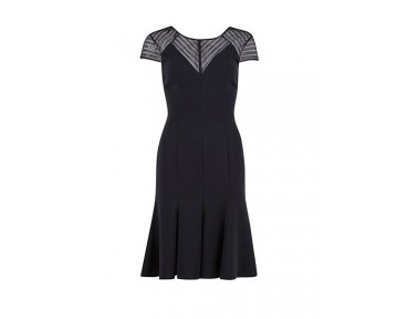 Gina Bacconi Little Black Dress