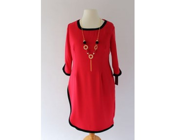 Personal Choice Red Dress