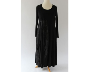 d5f43dee0a3 Naya Black Jersey dress