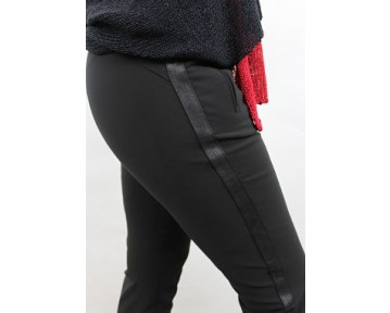 Apanage Black Trousers