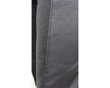 Apanage Grey Straight Leg Trousers