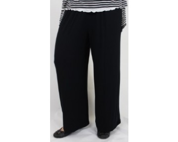 One Life Wide Jersey Trousers