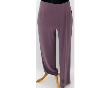 Kirsten Krog Dusky Pink Jersey Trousers ( part of trouser suit)