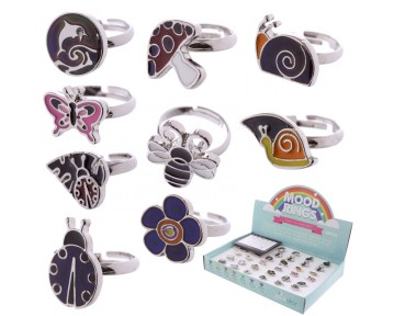 Cute Kids Designs Mood Ring